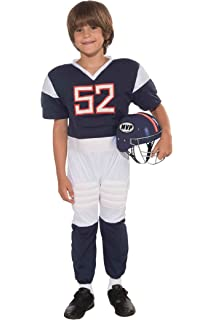 Forum Novelties Football Player Childu0027s Costume, Medium