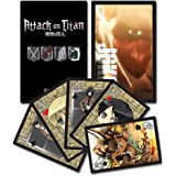 Attack On Titan Playing Cards