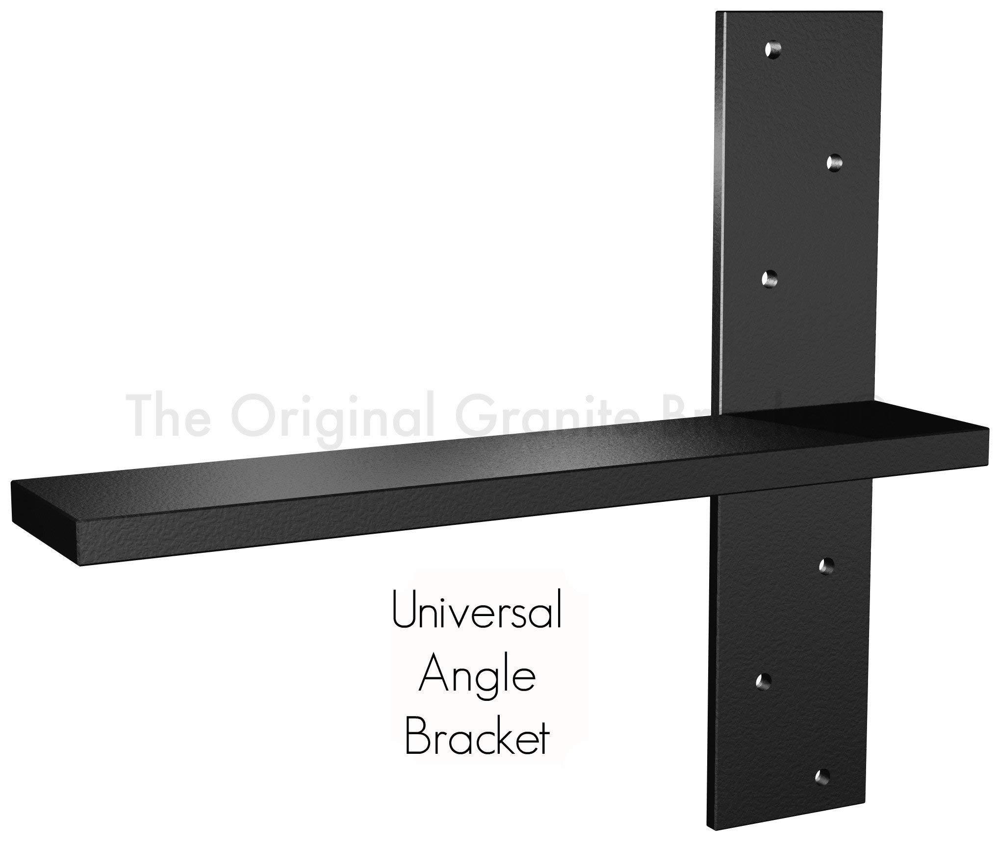 Free Hanging Shelf Bracket (22 inch, Universal)