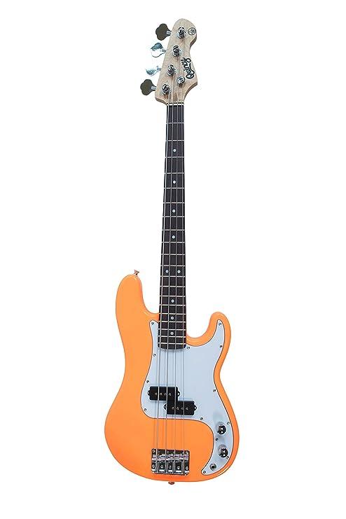 Guitarra eléctrica para niños de 3/4 (tamaño pequeño, tamaño completo, ST