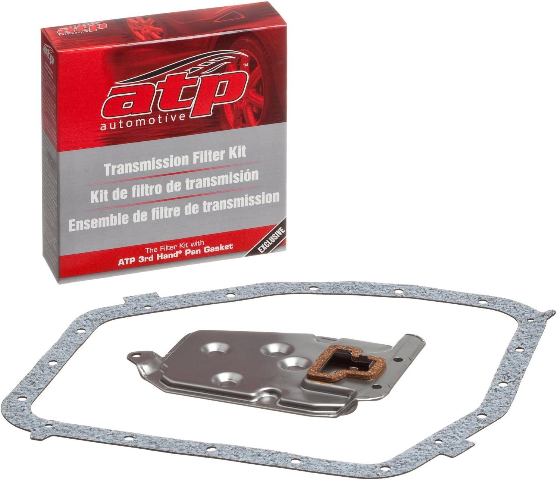 ATP B-166 Automatic Transmission Filter Kit