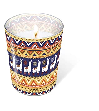 Alpaka Lama - Vela de cristal para cumpleaños infantil ...