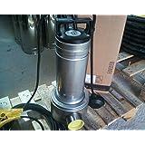Lowara Pompe Submersibles Eaux Usées DOMO 15VX/B Vortex 1,1kW 1,5Hp 1x230V