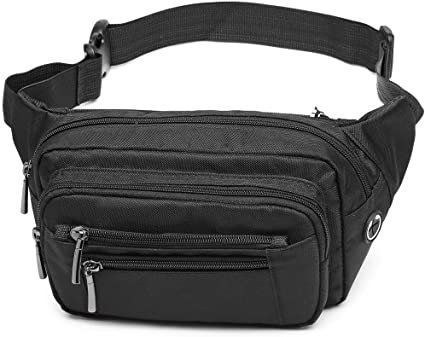 My Weekend Is All Booked Sport Waist Packs Fanny Pack Adjustable For Travel