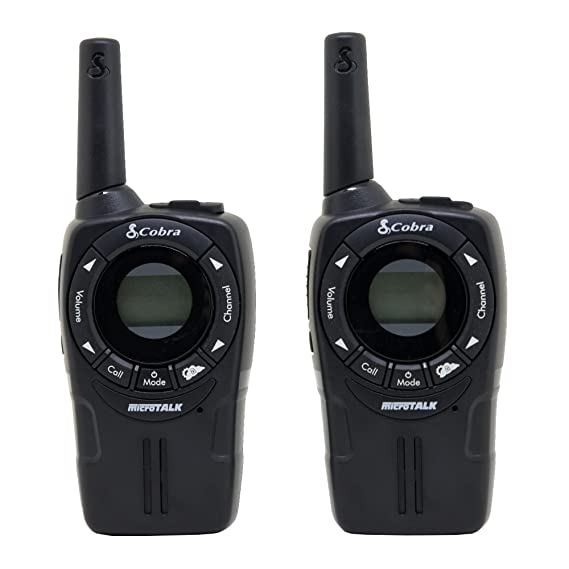 cobra cxt235 20 mile 22 channel uhf fm walkie talkie two way radios rh amazon ca cobra walkie talkie cxt235 manual cobra microtalk cxt225 manual