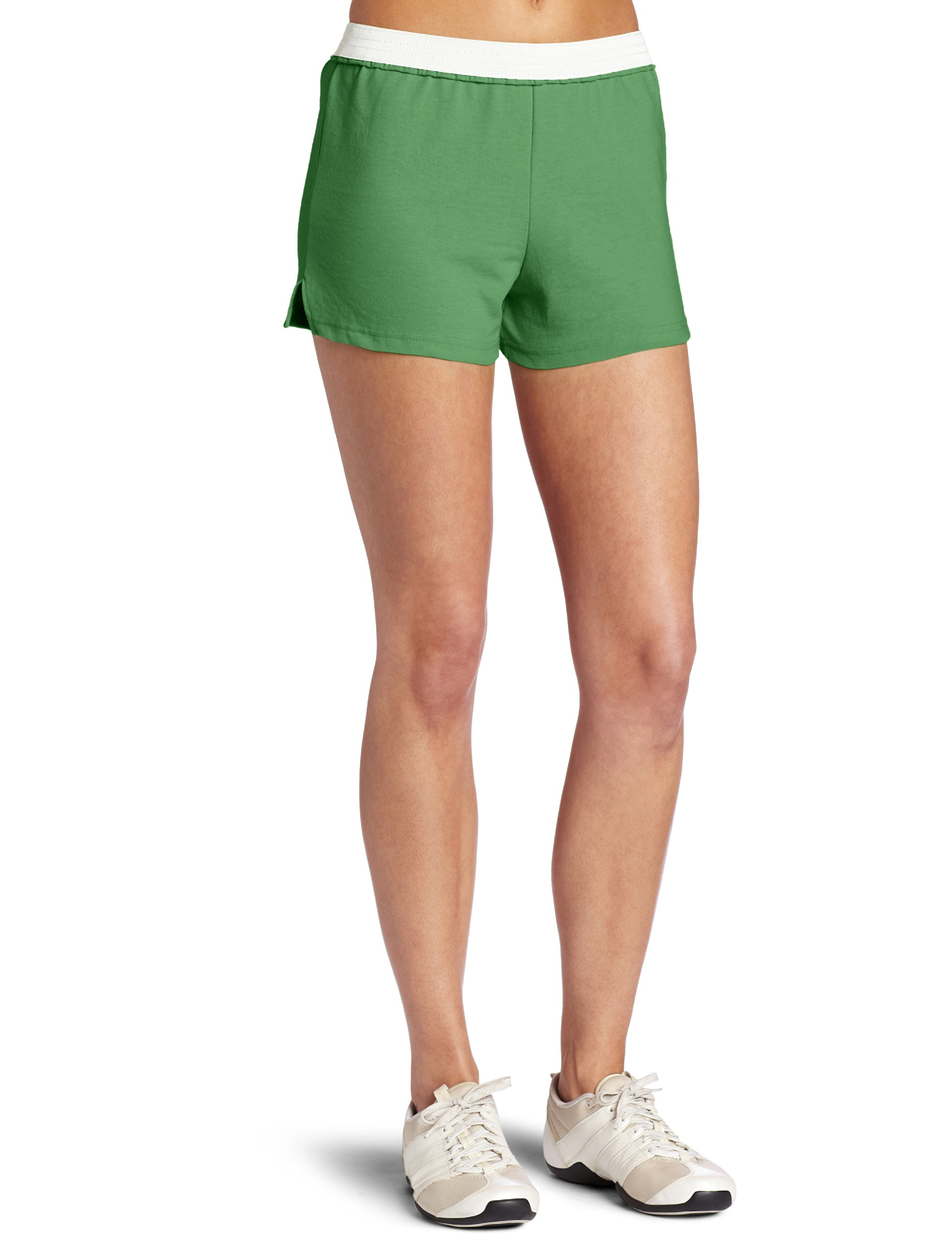 Soffe Youth Girls' Authentic Shorts, Kelly, X-Small