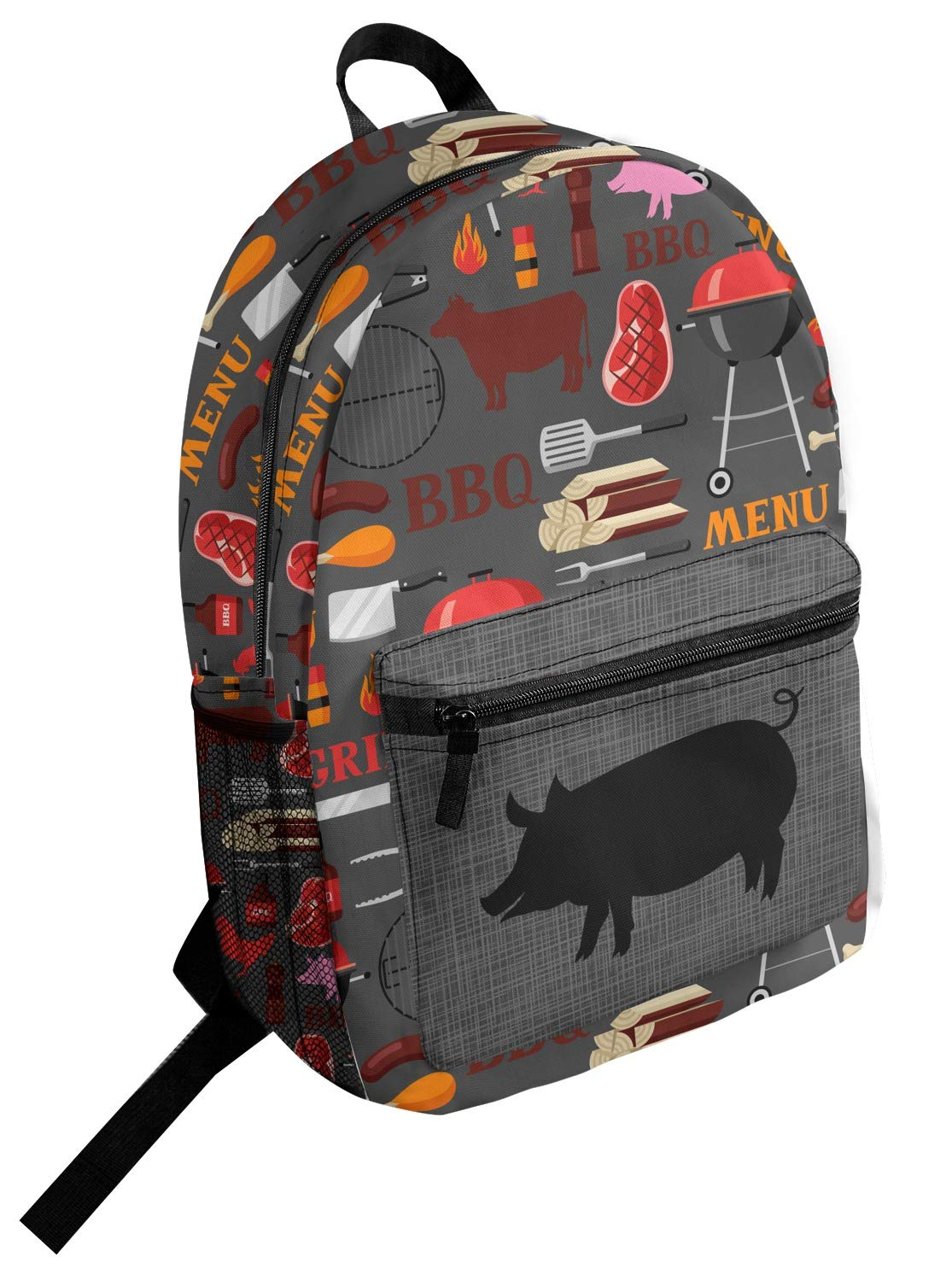 Personalized Barbeque Student Backpack