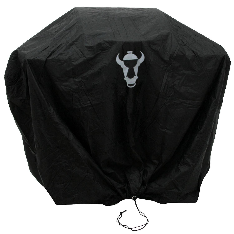 147 x BBQ-Toro Barbecue Cloche rev/êtement dans diff/érentes Tailles H 76 cm Noir Housse de Protection pour Barbecue /à gaz Barbecue au Charbon de Bois et Plus 102 x B T