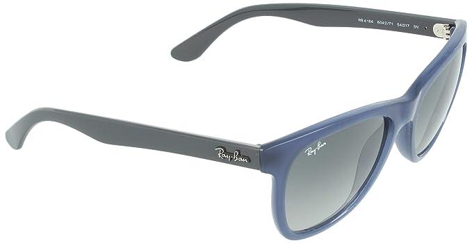 73bb7f8b50e3 Amazon.com: Ray-Ban Women's Highstreet Two Tone Sunglasses, Grey ...