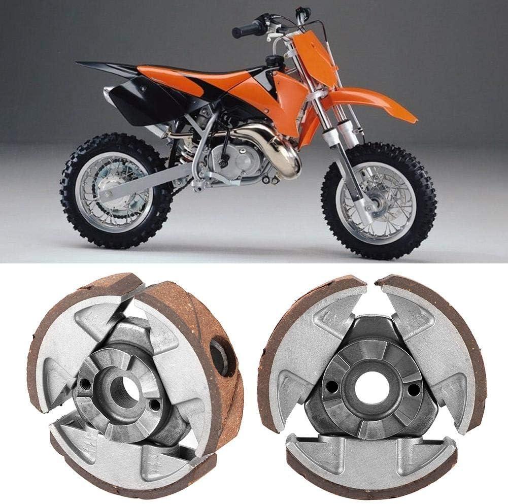 Clutch Pad,Aluminum Alloy Clutch Pad Fit For KTM50 JUNIOR SR 50SX SX JR Pro 50cc Water Cooled Engine