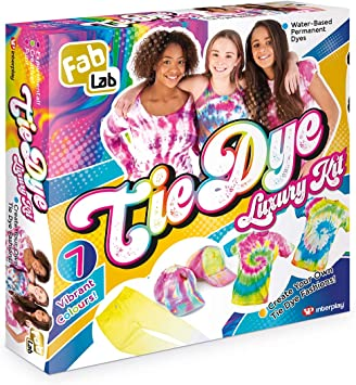 Fablab FL104 Tie Dye Kit Deluxe, Multi: Amazon.es: Ropa y ...