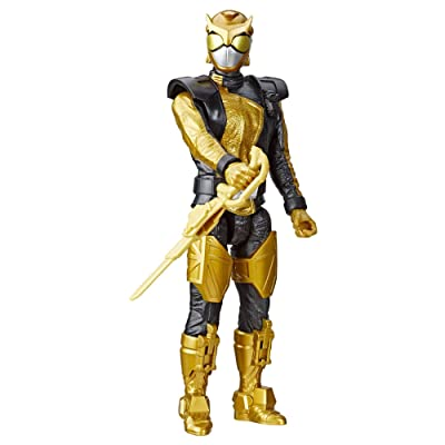 Power Rangers Beast morphers Gold Ranger: Toys & Games