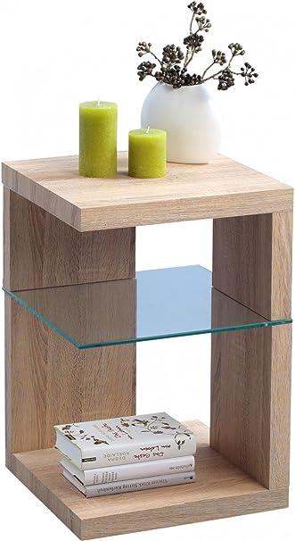 beistelltisch sonoma eiche my blog. Black Bedroom Furniture Sets. Home Design Ideas