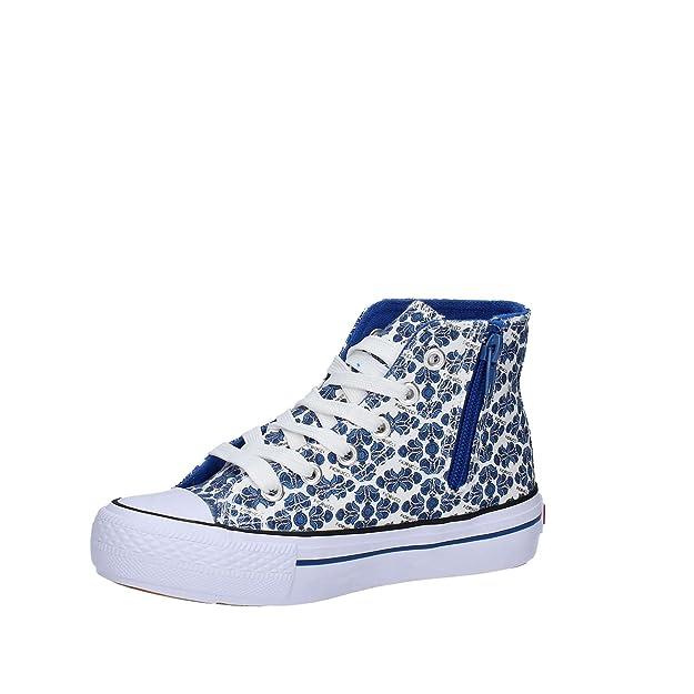 Fiorucci kids FKEN040 Sneakers Bambino Blu 35 CRtqMQYm
