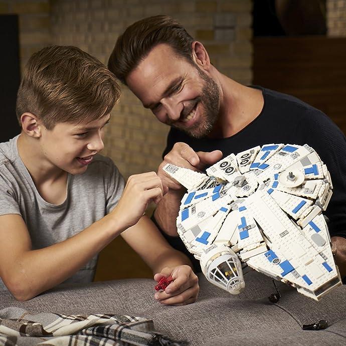 LEGO 乐高 Star Wars 星球大战系列 神速千年隼 积木玩具 75212 7.1折$119.99 海淘转运到手约¥987 国内¥1799