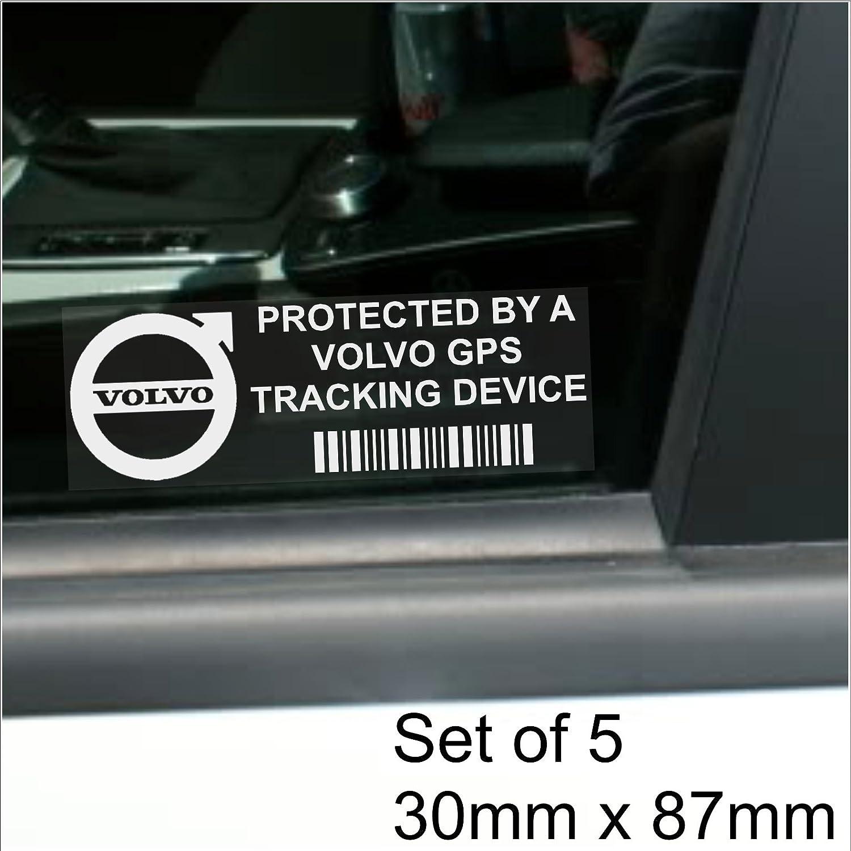5 X Ppvolvogps Gps Gprs Ortung Sicherheit Fenstertattoo Elektronik