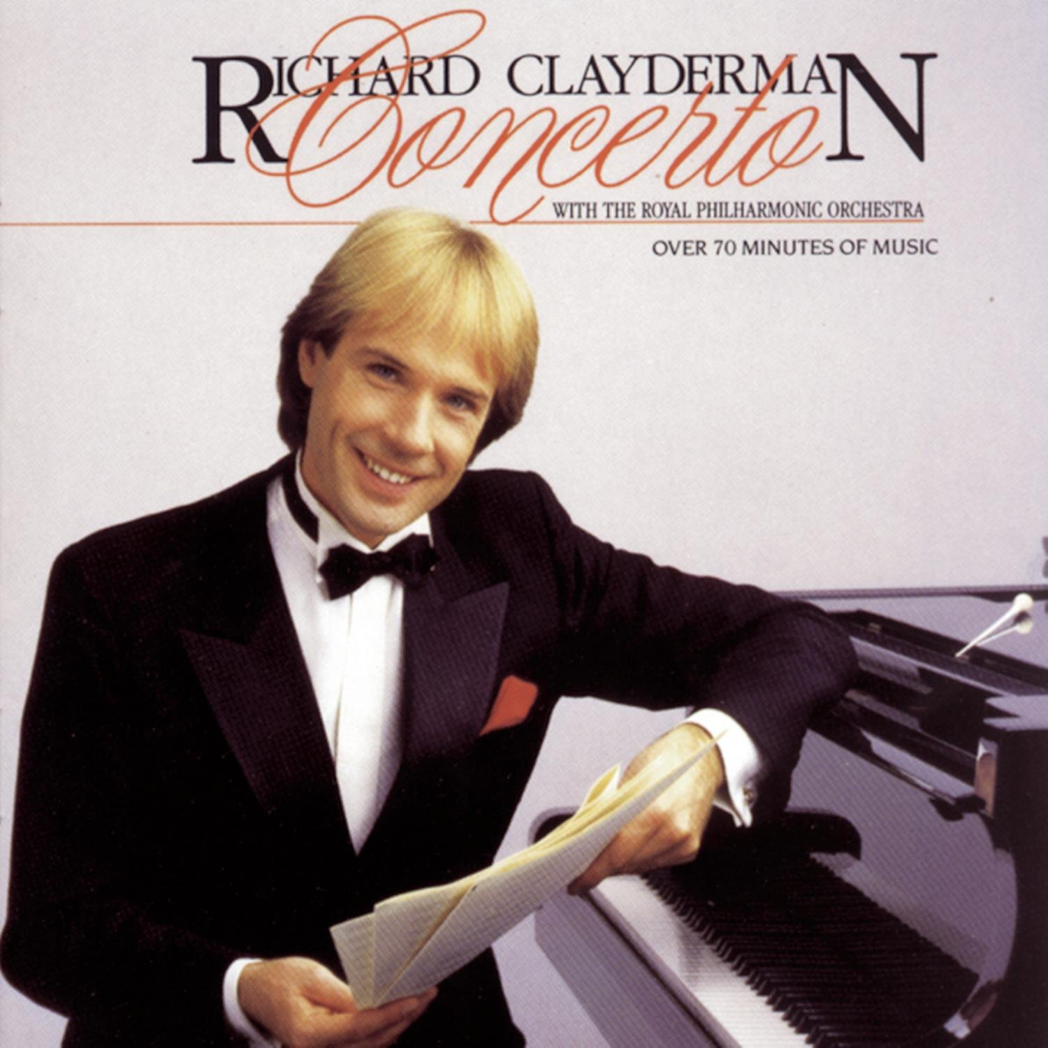 Richard Clayderman Concerto with the Royal Philharmonic Orchestra