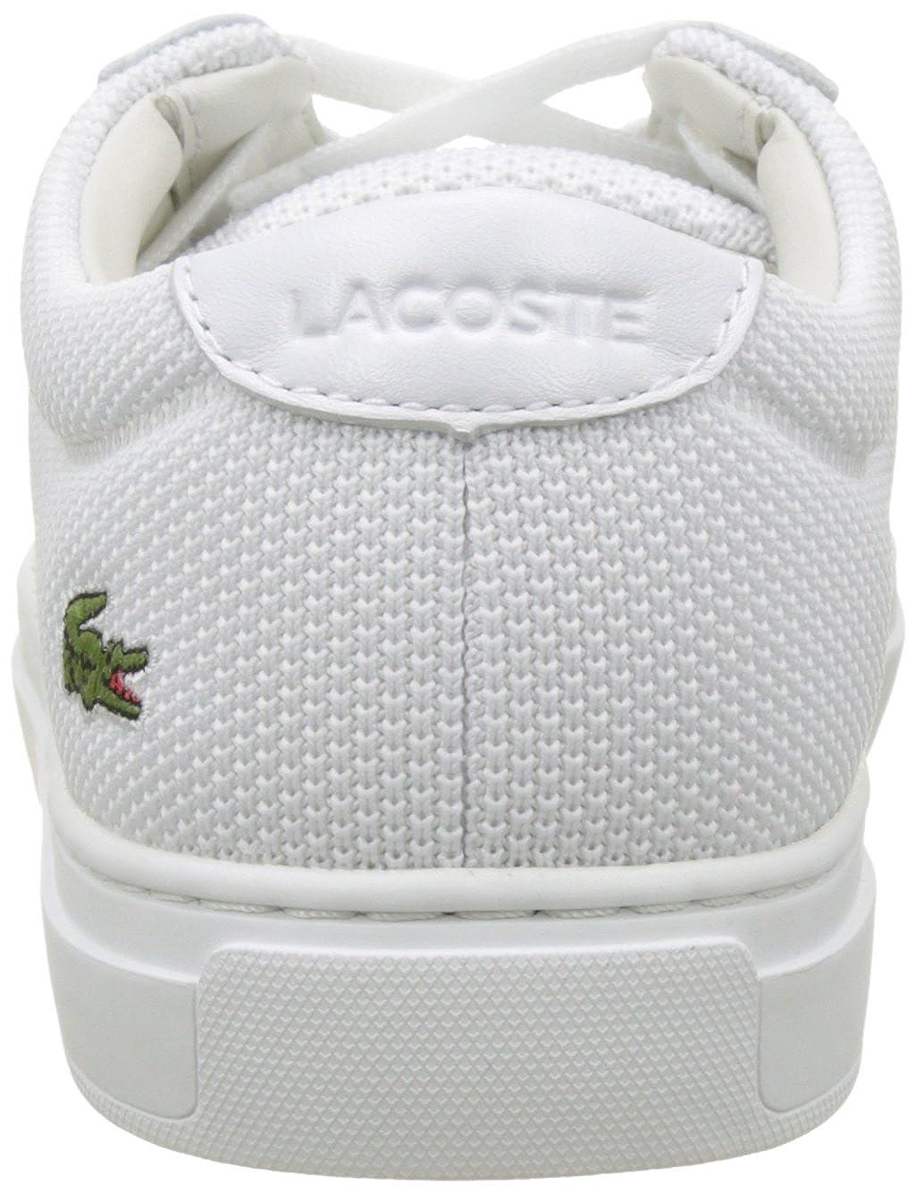 Lacoste Trainer Damen L.12.12 Bl 2 Trainer Lacoste Low Weiß (Wht) 89d35b