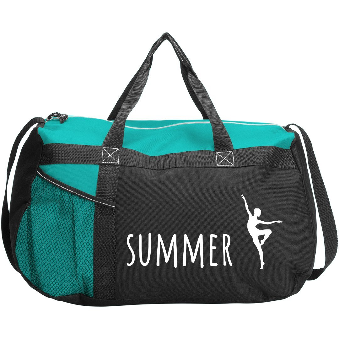 Summer Ballet Dance Bag Gift: Gemline Sequel Sport Duffel Bag