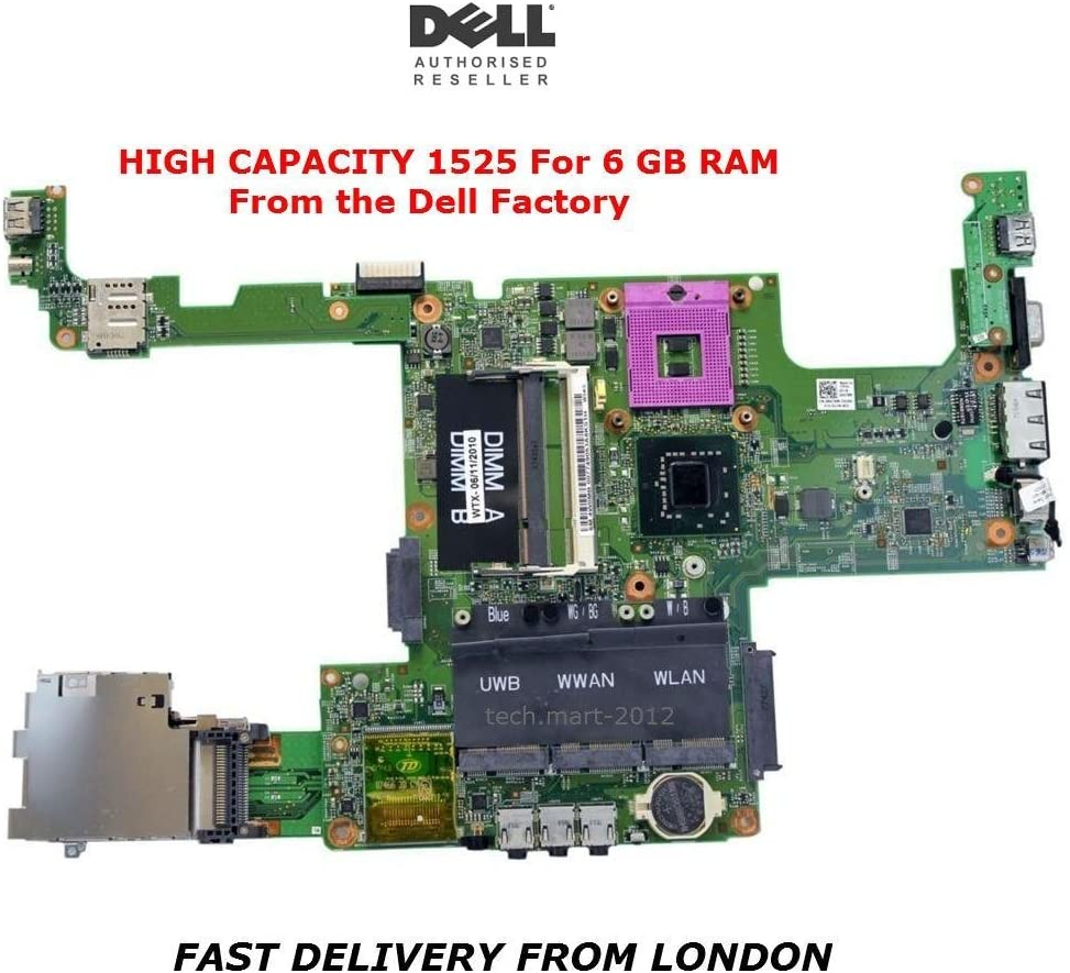 Sparepart: Dell Motherboard New, PP385 (New)