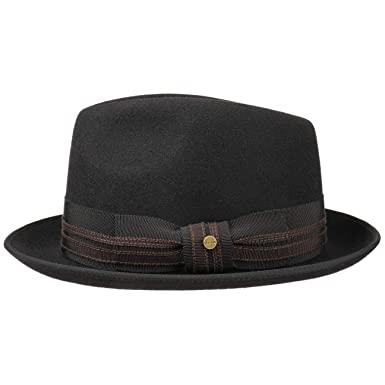 986b6380f6210b Stetson Pulasco Player Wool Felt Hat Men | at Amazon Men's Clothing ...