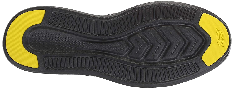 New Balance Herren Fuel Core Coast V4 Sneaker, schwarz, M Phantom/Limeade