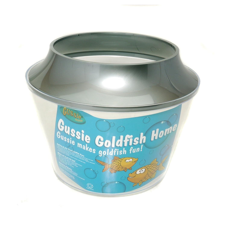 (GUSSIE) Goldfish Home (Silver) 33691 1