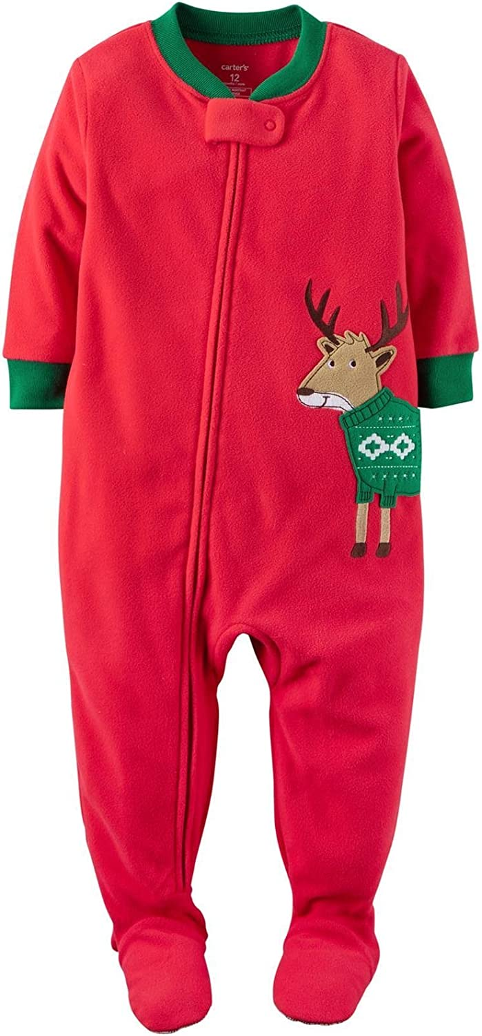 Carters Baby Boys 1 Pc Fleece 347g277
