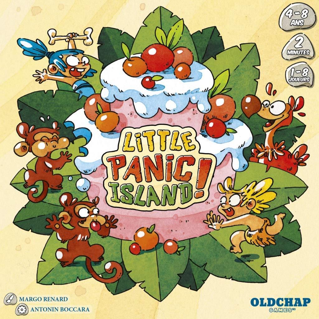 Oldchap Games - Little Panic Island: Amazon.es: Juguetes y juegos