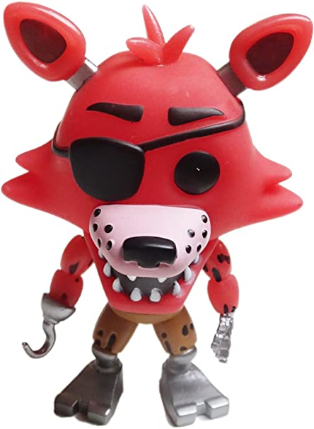 personaje brilla en la oscuridad freddy funko pop Five nights at freddy/'S