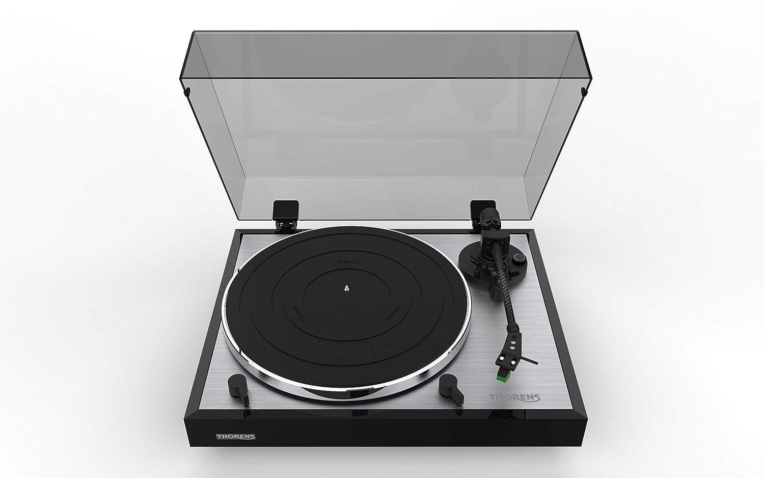Thorens TD 402 DD - Tocadiscos, Color Negro Brillante: Amazon.es ...