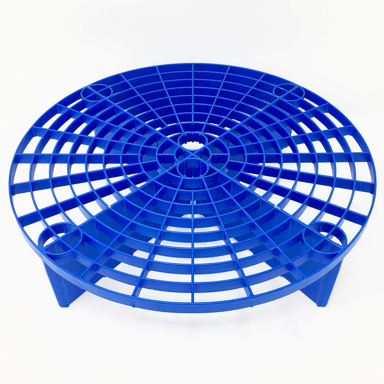 Fits 12 inch Diameter Bucket The Grit Guard Insert BLUE