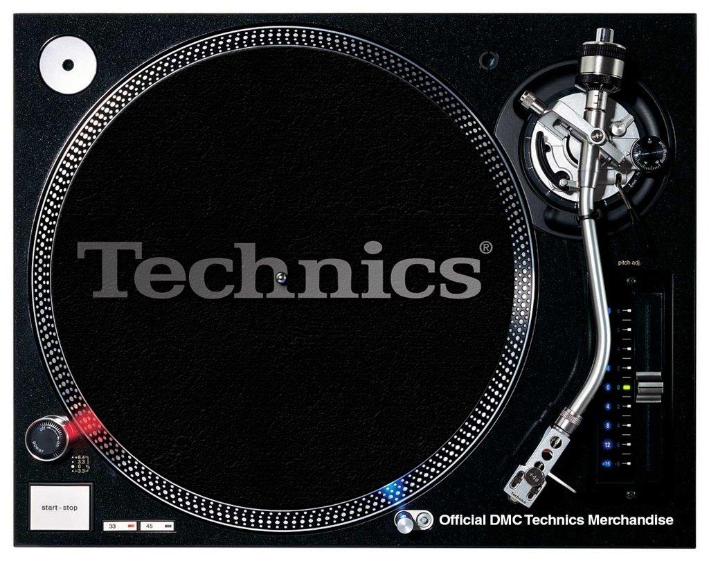 Technics Slipmat MSILVER Tocadiscos: Amazon.es: Instrumentos musicales