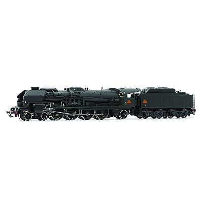 Jouef - Locomotive à Vapeur 241P Version Digital Sonore, HJ2345S