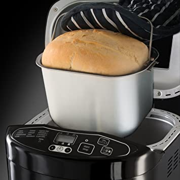 Horno Breadmaker rápido compacto de Russell Hobbs 23620 LCD ...