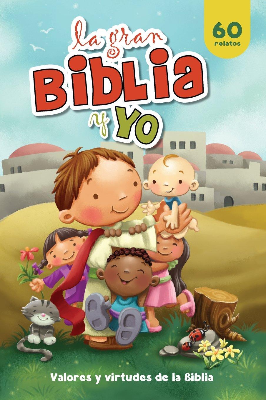 La gran Biblia y yo: Valores y virtudes de la Biblia: Amazon.es: Agnes de Bezenac, Salem de Bezenac: Libros