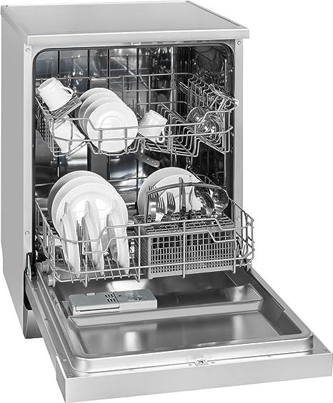 Exquisit GSP 9112.1 lavavajilla Independiente 12 cubiertos A ...