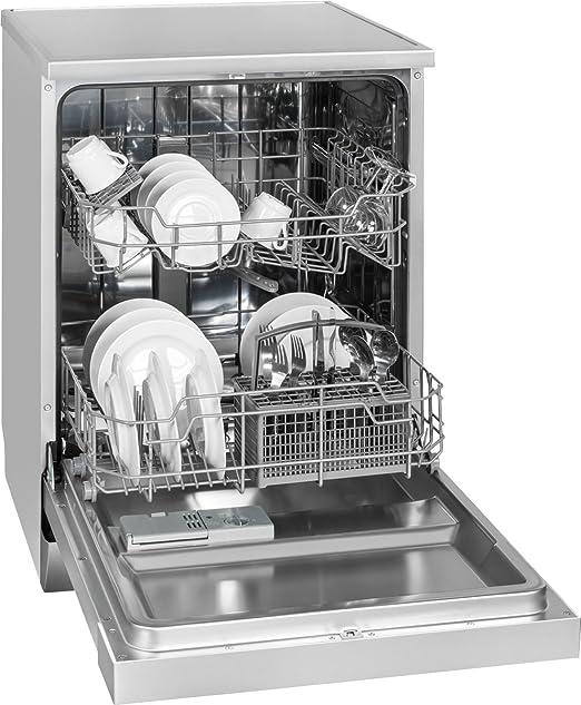 Exquisit GSP 9112.1 lavavajilla Independiente 12 cubiertos A++ ...