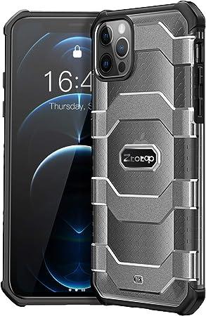 Ztotopcase Kompatibel Mit Iphone 12 Pro Max Hülle Elektronik