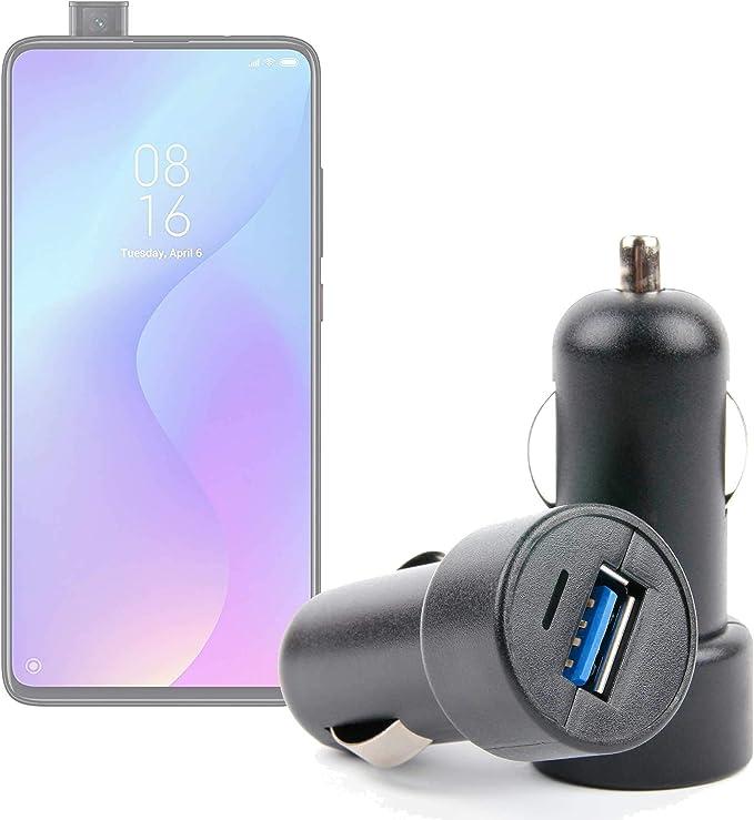 DURAGADGET Práctico Divisor De Auriculares Compatible con Smartphone Xiaomi Mi 9T Pro, REALME 5, REALME 5 Pro: Amazon.es: Electrónica