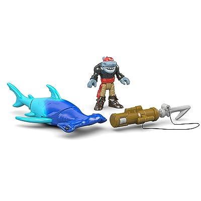 Fisher-Price Imaginext Hammerhead Shark: Toys & Games