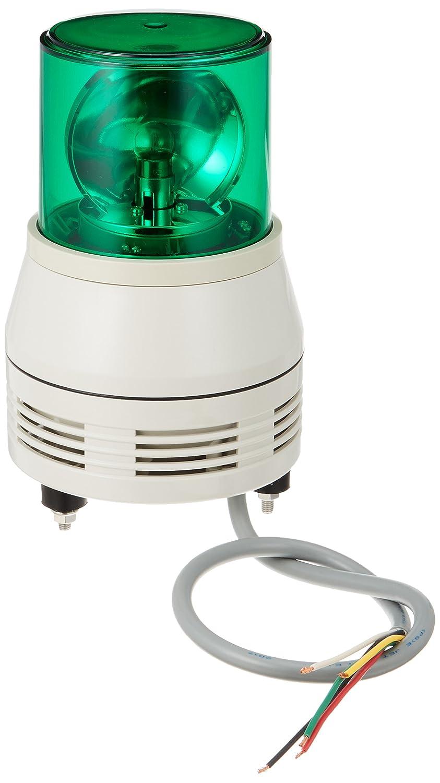 デジタル 電球回転灯 アローライトシリーズ ハイブリッド メロディ/アラーム電子音内蔵 AHMCK-48Y-D B078K3C9R5