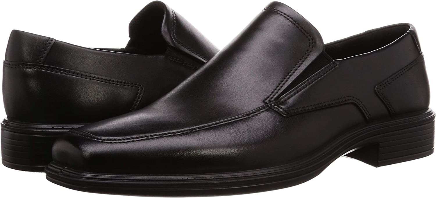 ECCO Mens Minneapolis Slip on Oxford