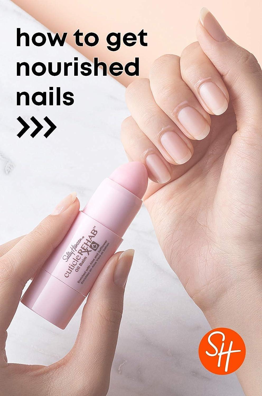 Sally Hansen-Nail Rehab-Oil Cuticle Balm-0.197 fl oz: Beauty