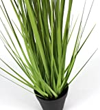 """Artificial Plant Green Grass 21"""" PVC with Plastic"""