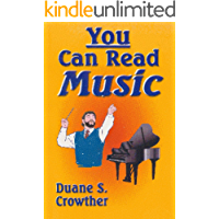 YOU CAN READ MUSIC (Techniques for Teaching & Conducting High School & Adult Choirs Book 2) book cover