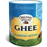 Organic Valley Ghee Clarified Butter, 13oz