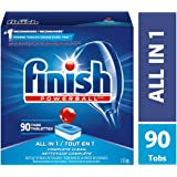 Finish - All in 1 - 85ct - Dishwasher Detergent - Powerball - Dishwashing Tablets - Dish Tabs - Fresh Scent (Packaging May Vary)