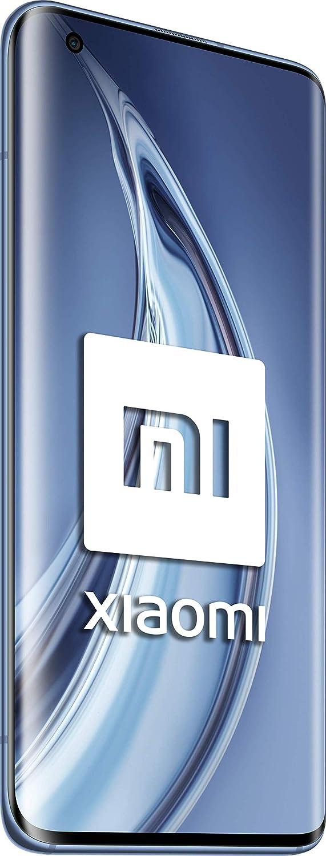 """Xiaomi Mi 10 Pro (Pantalla FHD+ 6.67"""", 8GB+256GB, Cámara de 108MP, Snapdragon 865 5G, 4500mah con Carga 50W, Android 10) Gris [Versión española]: Amazon.es: Electrónica"""