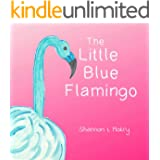The Little Blue Flamingo